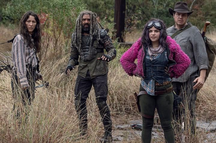The Walking Dead 10. sezonun ekstra 6 bölümünden yeni görseller paylaşıldı