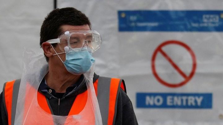 İngiltere'de koronavirüs Bristol varyantı tespit edildi