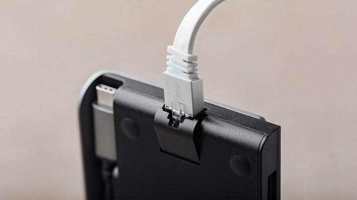 Moshi kompakt boyutlarda bir USB Tip-C bağlantı merkezi geliştirdi