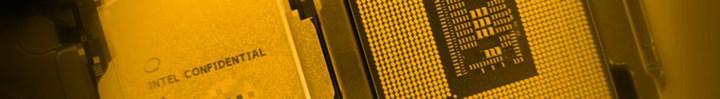 16/24 Alder Lake işlemcisi Core i9-10900K'nın önünde