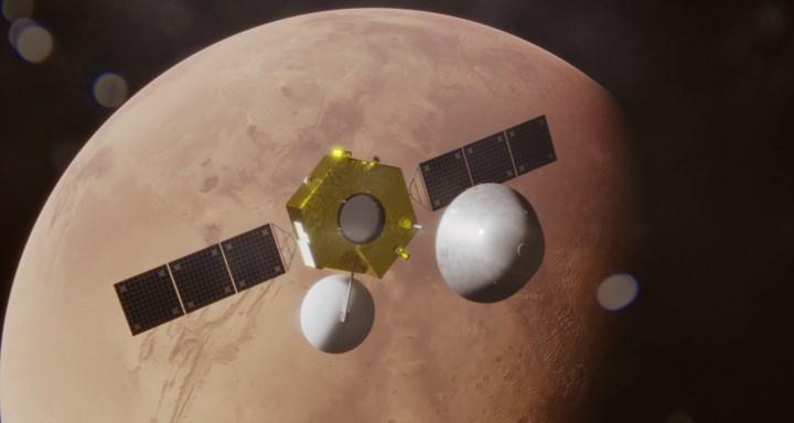 Çin, Mars'a giriş yaptı: Tarihi iniş öncesinde büyük başarı