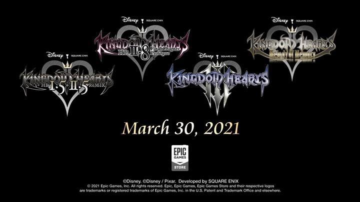 Kingdom Hearts serisi Epic Games'e özel olarak PC'ye geliyor; Türkiye fiyatı belli oldu
