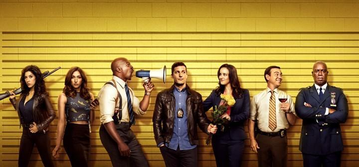 Başarılı komedi dizisi Brooklyn Nine-Nine, 8. sezonuyla final yapıyor