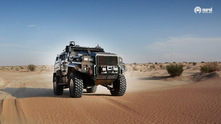 Bir Avrupa Birliği ülkesi, 50 adet Ejder Yalçın 4x4 kara aracı satın aldı