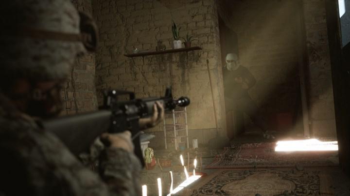 Konami'nin Irak'taki savaşı konu alan iptal edilen FPS oyunu Six Days in Fallujah yeniden duyuruldu