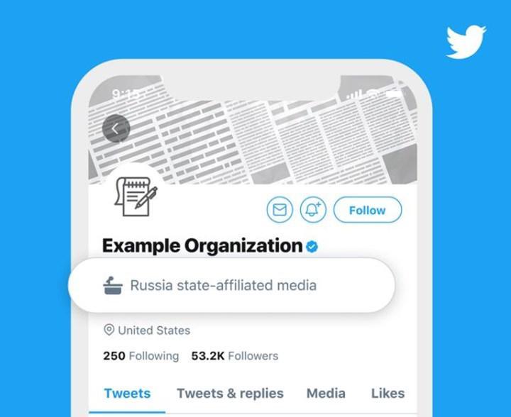 Twitter hesap etiketleri ülkemize de geliyor