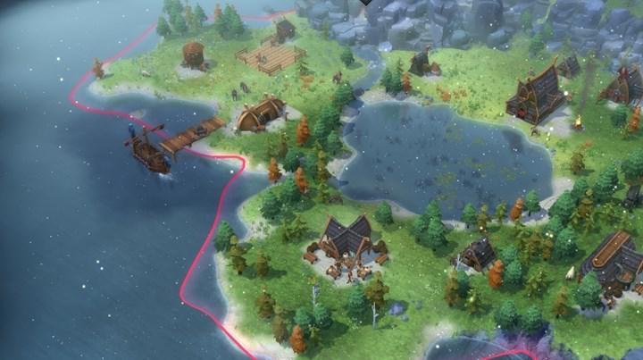 Viking temalı strateji oyunu Northgard'ın iOS için çıkış tarihi açıklandı