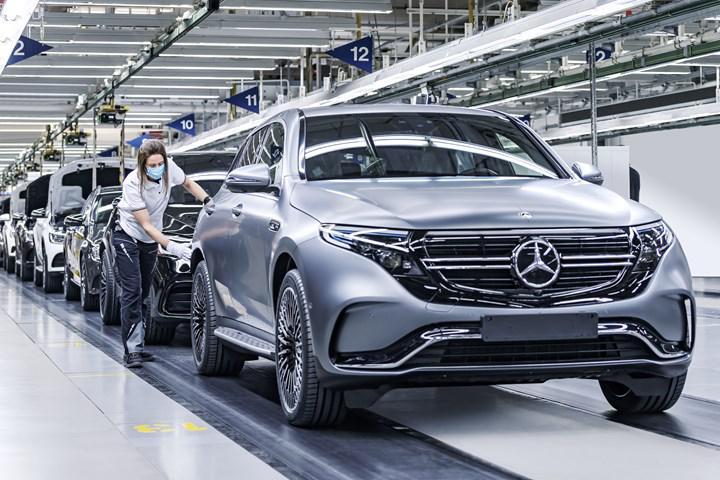Mercedes-Benz, 50 milyonuncu otomobilini üretti