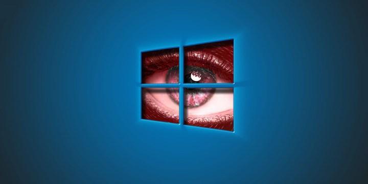 Windows 10 hangi uygulamaların kameraya erişim sağladığını gösterecek
