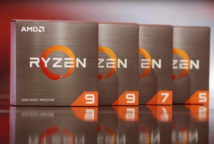AMD Ryzen 5000 işlemciler ve 500 serisi anakartlarda yüksek hata oranı gözlemleniyor