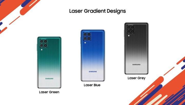 Samsung Galaxy F62 duyuruldu: 7000mAh pil, 6.7 inç ekran