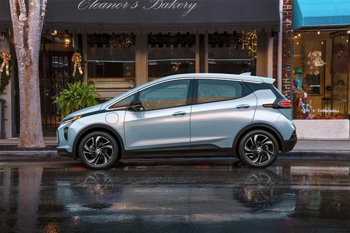Yenilenen Chevrolet Bolt, crossover versiyonu Bolt EUV ile birlikte geldi