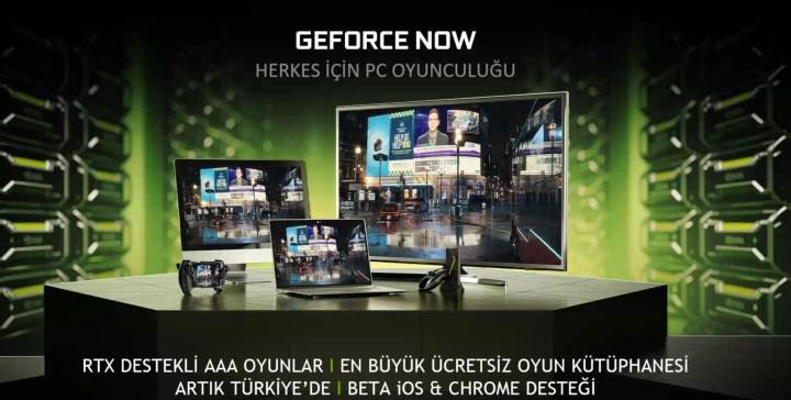 GeForce Now by GAME+'ın açılış tarihi açıklandı: 15 Mart