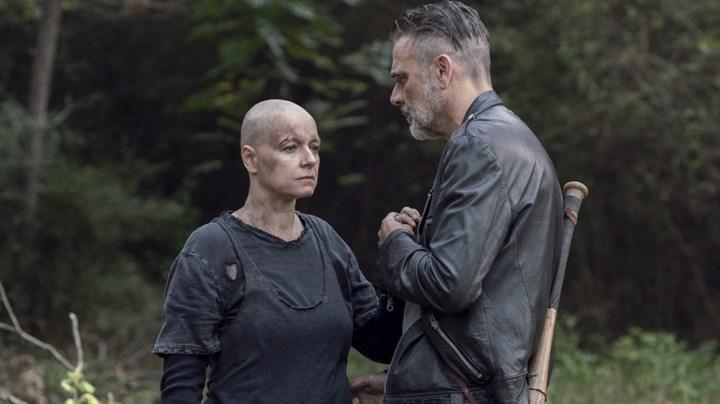 The Walking Dead'in 10. sezonundan bir fragman daha paylaşıldı: Başrolde Negan var
