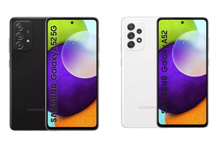Samsung Galaxy A52'nin teknik özellikleri ve görüntüleri ortaya çıktı