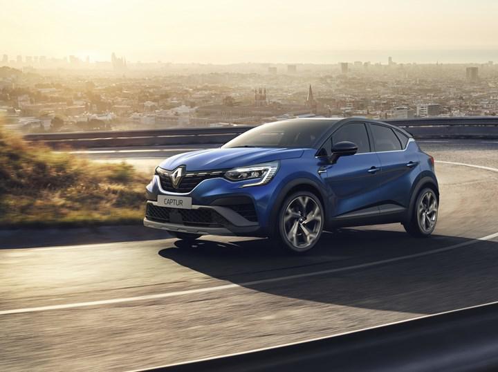 2021 Renault Captur R.S. Line, sportif tasarımıyla geldi