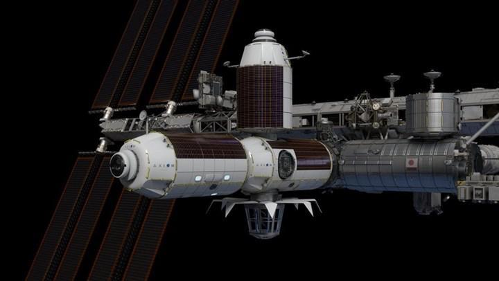 Dünya'nın ilk ticari uzay istasyonu projesi Axiom Space, 130 milyon dolar topladı
