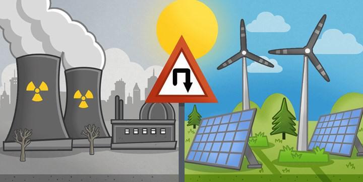 Almanya'da yeşil enerji krizi: Kömür ve doğal gaz geri dönüyor