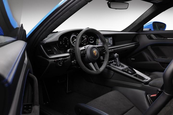 Yeni Porsche 911 GT3, etkileyici özellikleriyle sahnede