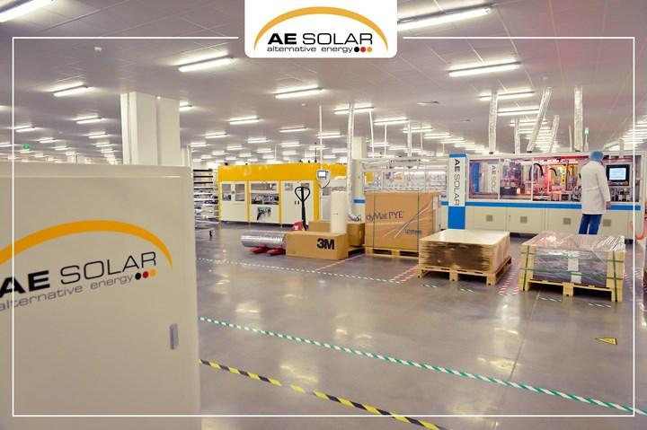 AE Solar, Türkiye'ye 1 GW üretim kapasiteli güneş paneli fabrikası açıyor
