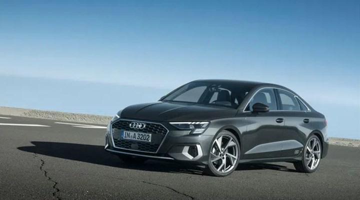 Yeni 2021 Audi A3 Sedan ve A3 Sportback Türkiye fiyatları