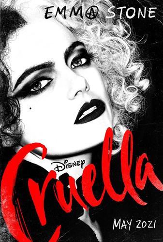 Emma Stone'lu Cruella filminden ilk fragman yayınlandı