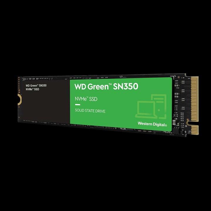 WD giriş seviyesinde NVMe'ye terfi ediyor: WD Green SN350 ailesi duyuruldu
