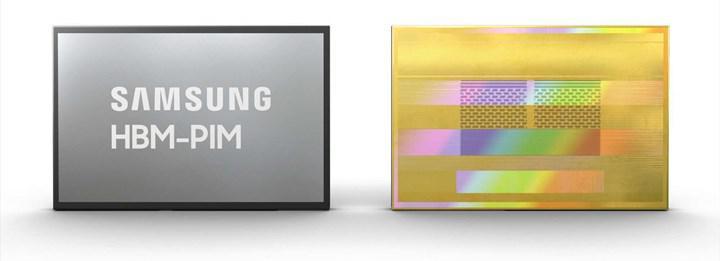 Yapay zeka HBM bellek içerisine girdi: HBM-PIM 2 kat performans sunuyor