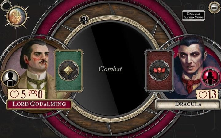Strateji oyunu Fury of Dracula mobil cihazlar için yayınlandı