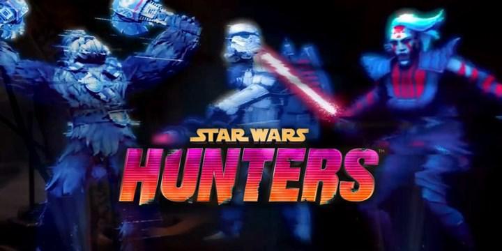 Oynaması ücretsiz oyun Star Wars: Hunters, mobil cihazlar için duyuruldu