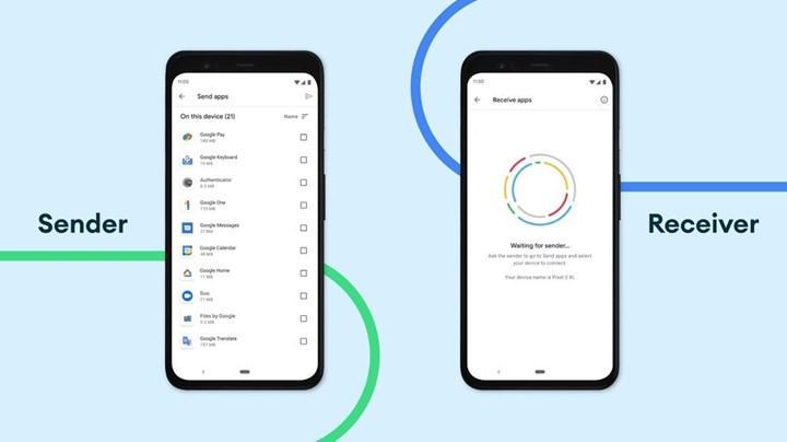 Android'e kullanışlı bir özellik geldi: Uygulama paylaşımı