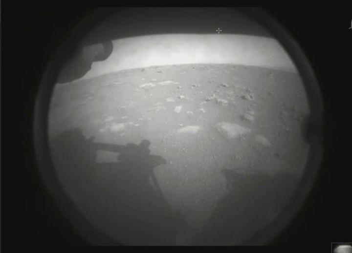 Perseverance landed on Mars: Here is the first photo from the surface