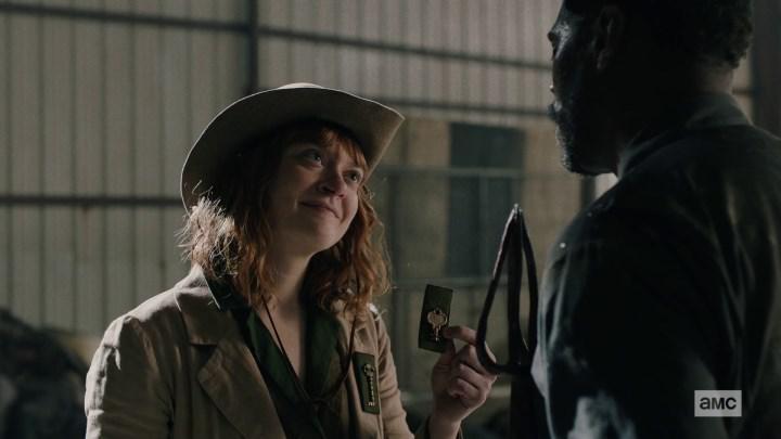 Fear The Walking Dead 6. sezonun 2. kısmından fragman yayınlandı