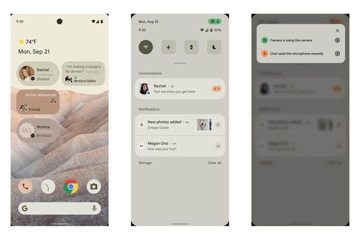 Android 12 ilk önizleme sürümü yayınlandı