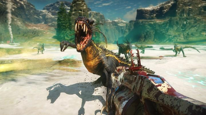 Dinosaur-themed action game Second Extinction is coming to Xbox consoles