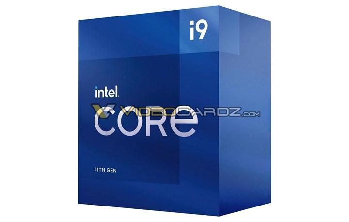 Intel Rocket Lake Core i9 işlemcilerin kutu tasarımları belli oldu