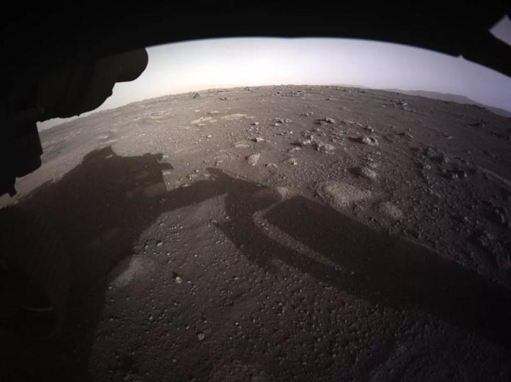 Perseverance's landing moments on Mars viewed from space: Here are incredible visuals