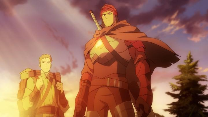Netflix'in Dota animesi Dota: Dragon's Blood'dan ilk fragman yayınlandı