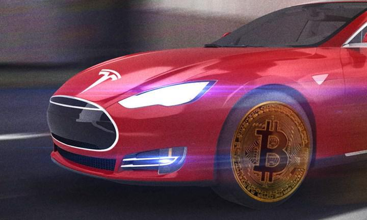 Tesla's 1-month Bitcoin profit surpasses 1-year car sales