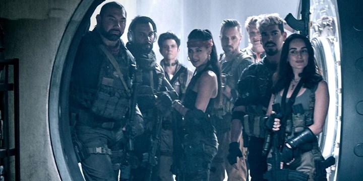 Zack Snyder'ın Netflix filmi Army of the Dead'ın yayın tarihi belli oldu