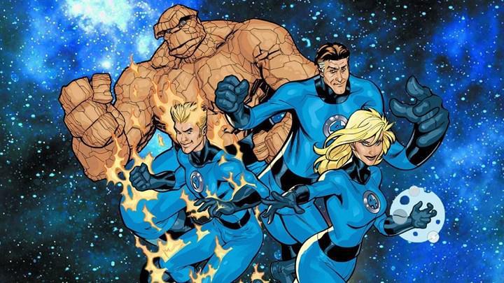 Marvel, Fantastic Four filmi için çalışmalara başladı