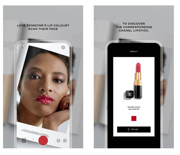 Chanel'den yapay zekayla ruj rengi bulabilen uygulama: Lipscanner