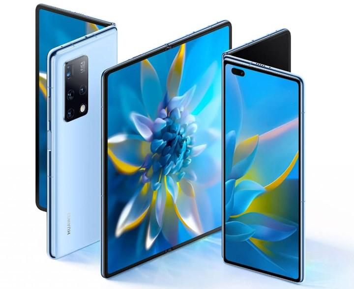 Huawei Mate X2 introduced: dual screen, 5nm processor and pocket-burning price