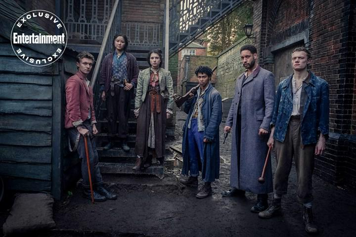 Netflix'ten yeni Sherlock dizisi geliyor: The Irregulars