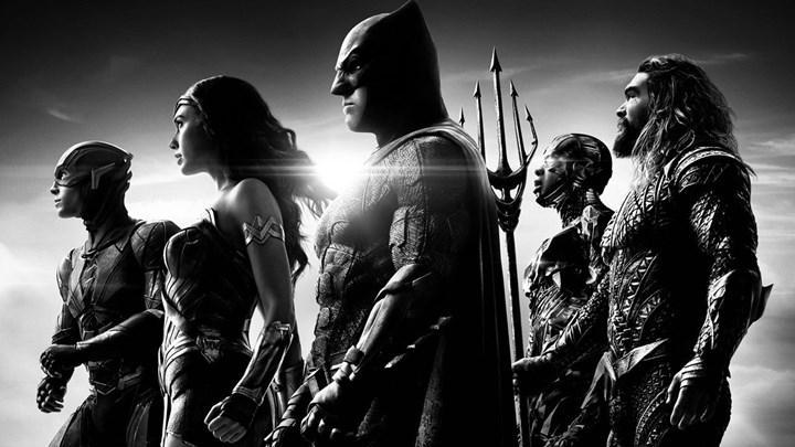 Zack Snyder's Justice League'den yeni görseller paylaşıldı