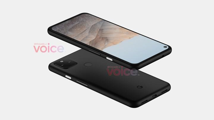 High quality images of Google Pixel 5a appeared