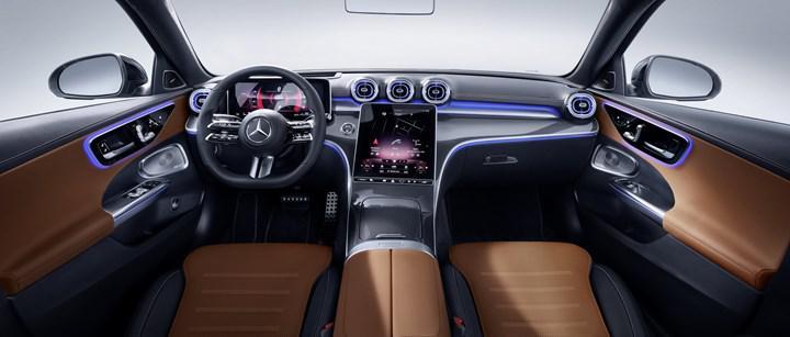 2021 Mercedes-Benz C-Serisi tanıtıldı! İşte tasarımı ve özellikleri