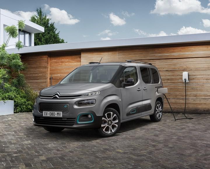 PSA, elektrik atağına 2021 Citroen e-Berlingo ile devam ediyor