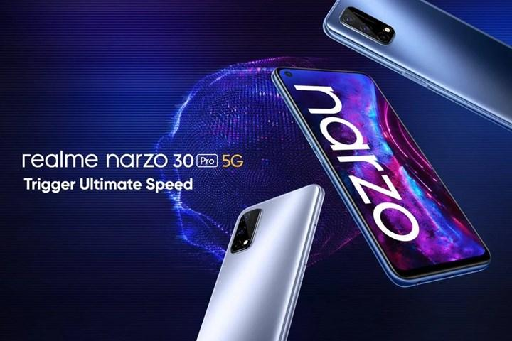 Realme Narzo 30 Pro is one of the most affordable 5G phones