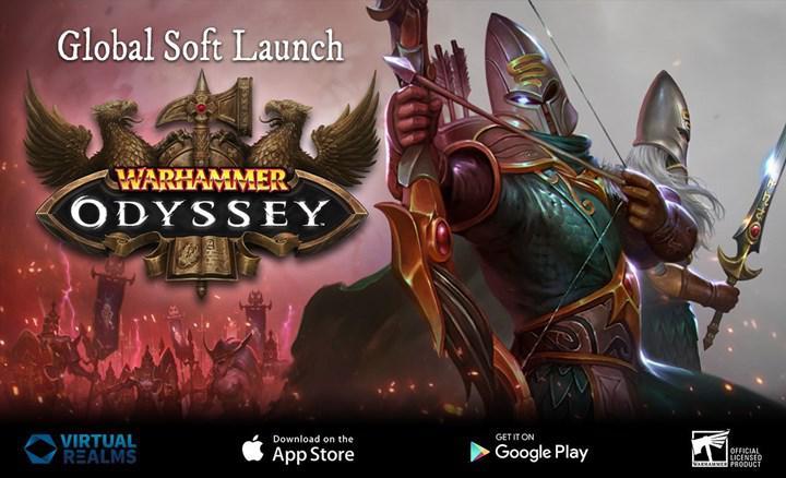 MMO Warhammer: Odyssey'in tam sürümü mobil cihazlar için yayınlandı